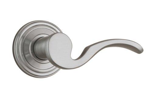 Brooklane Single (Weiser Lock GCL12BRL-RH Satin Nickel Leverset Weiser Lock GCL12BRL-RH Right Handed Brooklane Single)