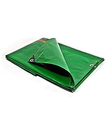 Lona de protección 2 x 3 m 250 G/m² – de plástico – exterior