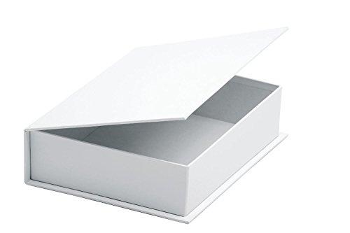 VBS Klappdeckel-Box aus weißem Karton