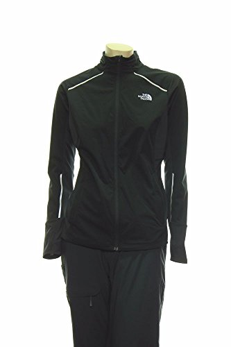 The North Face Women's Isolite Jacket (Large, Black) - North Face Running Jacket