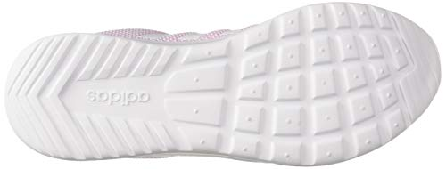 adidas Women's Cloudfoam QT Racer, White/aero Pink, 5.5 M US by adidas (Image #3)