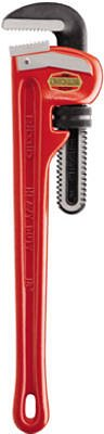 Ridge Tool 31015 12-Inch Iron Pipe Wrench from Ridge Tool