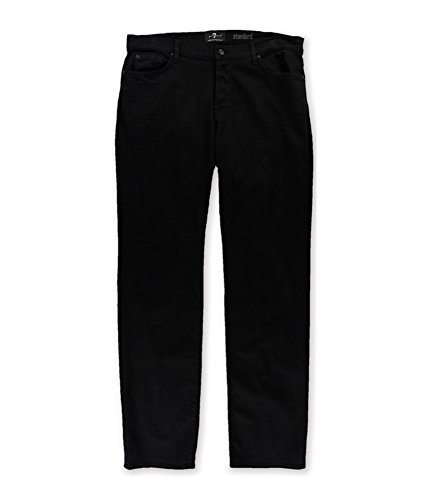 7 For All Mankind Men's Standard Straight-Leg Luxe Performan