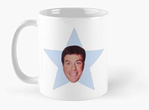 Andy Bernard's Coffee Mug Star - The Office Mug, Standard Mug 11 oz Premium Quality printed coffee mug - Unique Gifting ideas for Friend/coworker/loved ones