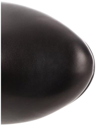 Demonia Tesla-107 - Botas Mujer Negro (Negro (Blk Microfiber-Vegan Leather))