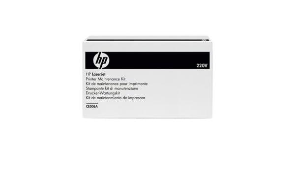 Amazon.com: HP 220 Volt Fuser Kit For LaserJet CP3520 and ...