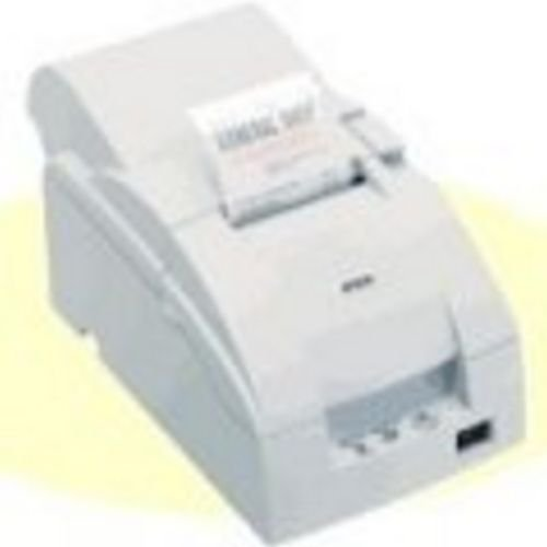 Tm-u220b receipt printer (usb interface-no dm/hub, autocutter, solid cover and ps180) - color: dark gray