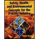 img - for Safety, Health, and Environmental Concepts for the Process Industry by Speegle, Michael [Cengage Learning,2005] [Paperback] book / textbook / text book