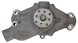Moroso 63500 Cast Aluminum Water Pump for Small Block Chevy by Moroso