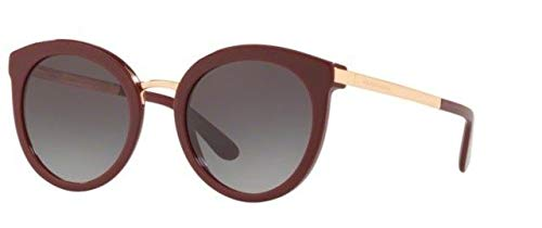 9d6fba3c336 Image Unavailable. Image not available for. Color  Sunglasses Dolce   Gabbana  DG 4268 F 30918G BORDEAUX