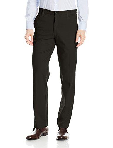 Dockers Men's Straight Fit Easy Khaki Pants D2, Coffee Bean (Stretch), 34 30