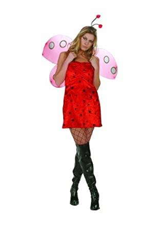 Disfraces RG 81401-XXL adultos Ladybug Costume - Talla XXL: Amazon ...