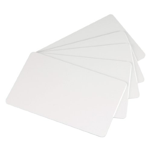 High Quality Blank White PVC Cr80 for Desktop Card Printers (100 Cards)