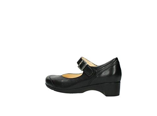 Mary Wolky oras Opal Jane Zapatos Negro Se DE rOrXq