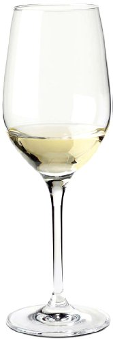 Wine Enthusiast Fusion Classic Riesling/Sauvignon Blanc Wine Glasses, Set of (10 Years Riesling Wine)