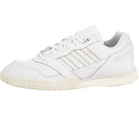 adidas A.R. Trainer Mens in White/Off White, 9