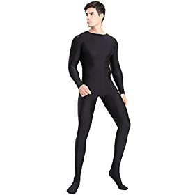 - 31okaPhksrL - Speerise Mens Full Body Lycra Spandex Zentai Suit Cosplay Bodysuit Costumes