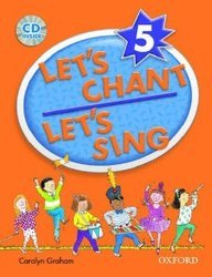 [ LET'S CHANT, LET'S SING BOOK 5 W/ AUDIO CD: SB 5 W/ AUDIO CD ] Let's Chant, Let's Sing Book 5 W/ Audio CD: Sb 5 W/ Audio CD By Graham, Carolyn ( Author ) Oct-2004 [ Hardcover ]
