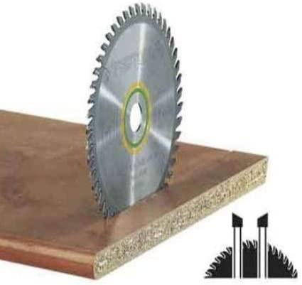 Festool Fine Tooth Saw Blade 210 x 2.4 x 30 W52