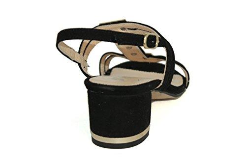 Sandalia de mujer - Maria Jaen modelo 2559N Negro