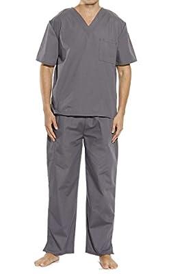 Tropi Unisex Scrub Sets / Medical Scrubs (V-Neck)