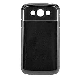Buy Alloy Hard Case for Samsung Galaxy Grand Duos I9082 (Assorted Colors) , Black