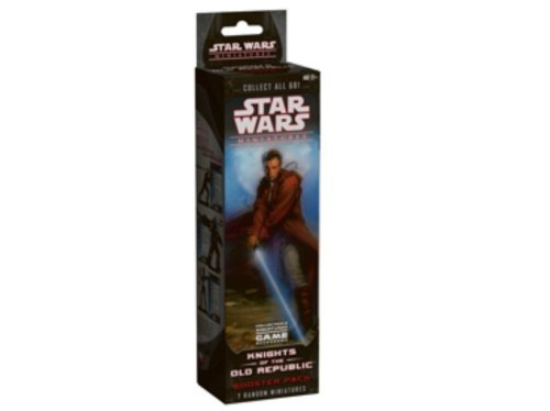Knights of the Old Republic: A Star Wars Miniatures Booster expansion (August 19,2008) ()