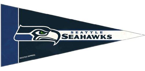 Seattle Seahawks Mini Pennants - 8 Piece Set