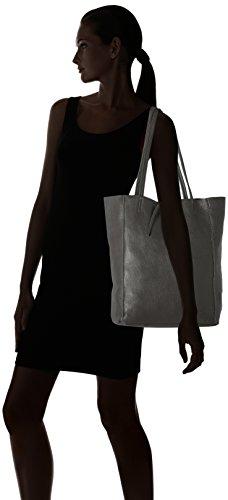 Maria a Bags4Less Bags4Less Dunkelgrau Borse Maria Donna spalla Grigio xnznw