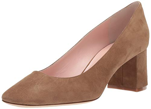 Kate Spade New York Women's Kylah Pump New Taupe Suede 10 M US - New Taupe Pump