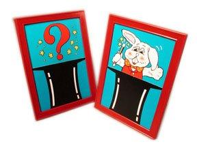 Royal Magic Hocus Pocus Hare From Perfect for Kid Shows! (Hocus Magic Pocus)