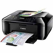 Canon PIXMA MX439 Wireless Office All-In-One Printer/Copier/Scanner/Fax Machine