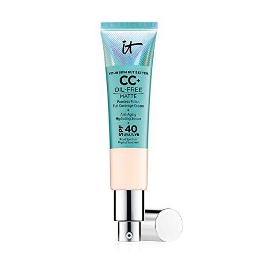 Your Skin But Better CC Cream Oil-Free Matte with SPF 40 - Fair Light ()