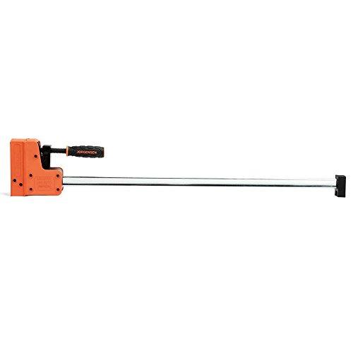 JORGENSEN 8030 Cabinet Master 30 Inch 90 Degree Parallel Steel Bar ()