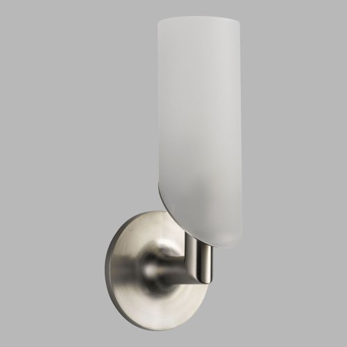 Brizo 697075-BN - Odin: Light - Single Sconce - Brushed Nickel Finish (Brizo Single Light Fixture)