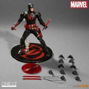 Night Vigilante Costume (Daredevil: Shadowland 2016 Con Exclusive ONE:12 COLLECTIVE by Mezco Toyz)