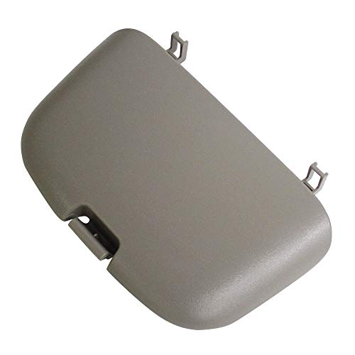ZXMOTO Overhead Console Sunglass Holder Lid with Stronger Latch for Dodge Ram 1999-2002 2000 2001