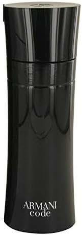 Armani Code by Giorgio Armani for Men Eau de Toilette Spray, 4.2 Ounce