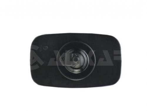 Alkar 9470215 Reversible Manual Wide Angle Convex Glass with Housing 14-22 mm/ 238 x 143 mm- Black ()