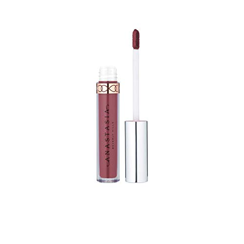 Anastasia Beverly Hills - Liquid Lipstick - Dusty Rose - Nude mauve (Best Dusty Rose Lipstick)