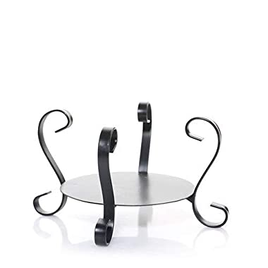 Yankee Candle Everyday Metal Iron Table Top Jar Candle Holder