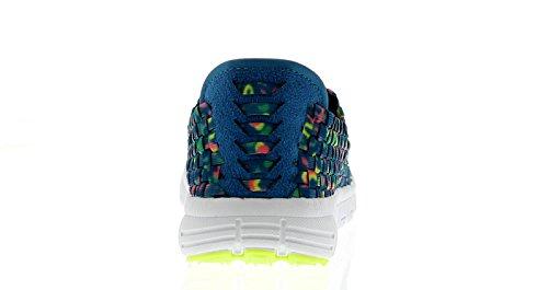 Ocean Feet Multi Multi 3 UK 8 Ocean Chaussures Heavenly Femmes Tailles Flats Lizzy R0q1qO