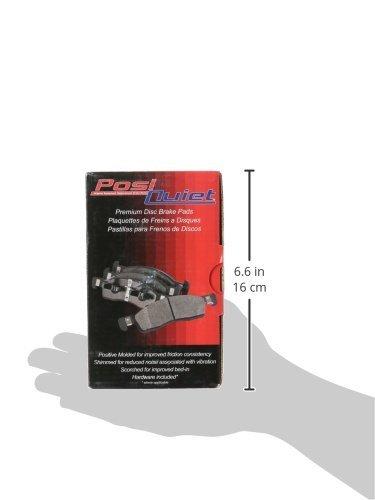 Centric Parts 106.08830 Rear Brake Pad