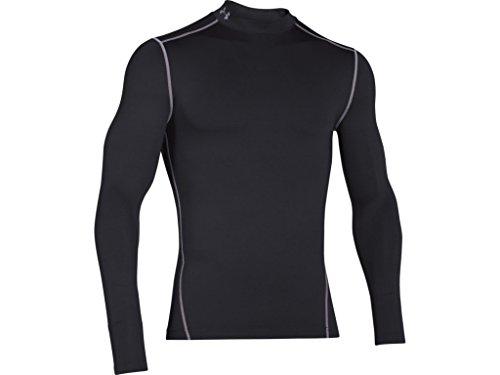 Under Armour Herren Fitness T-shirt und Tank Cg Mock, Blk, L, 1265648