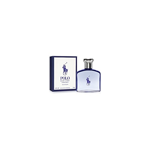 Ralph Lauren Polo Ultra Blue 2.5 ounce Eau De (Ralph Lauren Blue Eau De Toilette)