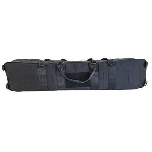 (Battle Steel Discreet Compact Weapon/Gun / Rifle Bag Case)