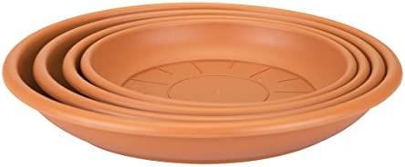 Elho Universal Saucer Round 30 Indoor /& Outdoor Terra /Ø 30 x H 4.4 cm