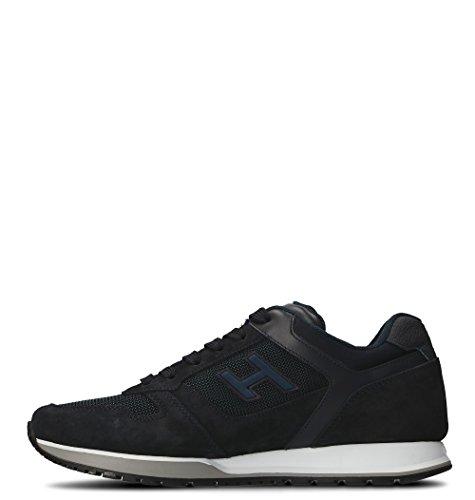 Hogan Mænd Hxm3210y861ii5961r Sort Læder Sneakers hhOlN7FDC7