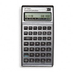 HEW17BIIPLUS - HP 17bII Financial Calculator by HP