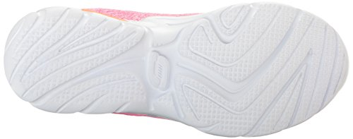 De Chaussures Swirly Course Fille Skechers Rose tEqwSwx